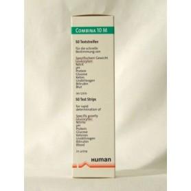 Teste de urină Combina 10 param. 50 buc/cut