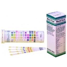 Teste de urină Meditest Combi 10/L, 100 buc.