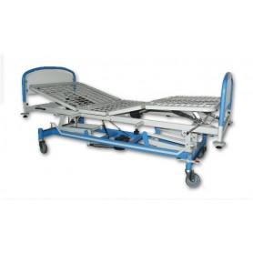 Pat de spital cu acționare electrică