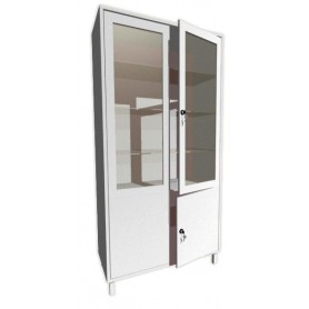 Dulap metalic cu 2+2 uşi RM02