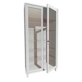 Dulap metalic cu 2 uşi RM01