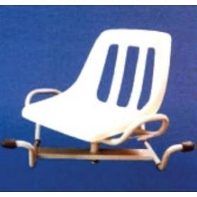 Şezut rotativ pentru baie