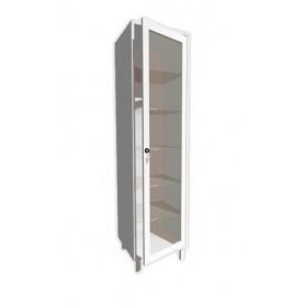 Dulap metalic cu 1 ușă RM04