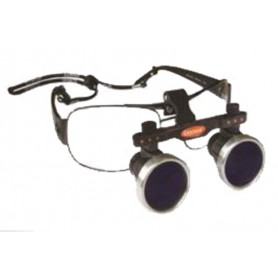 Lupa binoculara cu ochelari de protectie KHM102