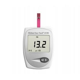 Aparat Wellmed GCHb :3 in 1(glicemie, colesterolemie, hemoglobina)