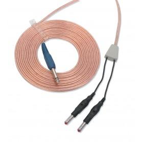 Cablu pentru electrod neutru din cauciuc
