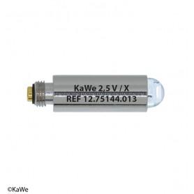Bec halogen pentru laringoscop, otoscop, 2.5 V