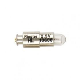 Bec RIESTER 2.5 V halogen (10600)