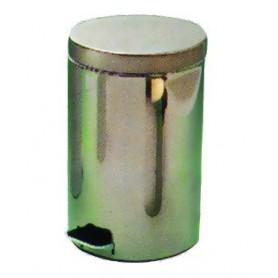 Coș de gunoi cu pedala plastic, 12 l