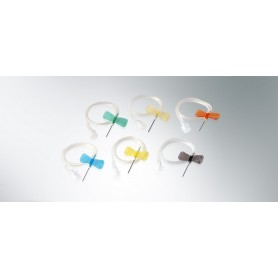 Fluturași-microperfuzoare 20 G LL Galben