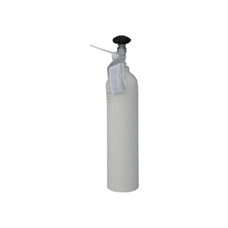 Butelie oxigen, aluminiu, gol 2 L. cu reductor