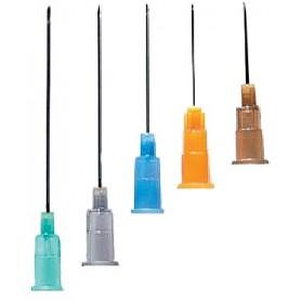 """Ace de injectie UF 18 G 1 1/2 """"-roz 1,2 x 40 mm 100 buc/cut"""