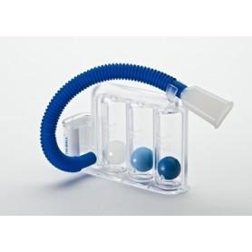 Dispozitiv pentru gimnastică respiratorie TRI-BALL
