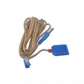 Cablu pentru electrod metalic