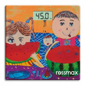 Cantar digital din sticla Rossmax WB100