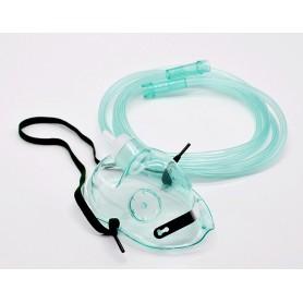 Masca oxigen cu tub de legatura - copii
