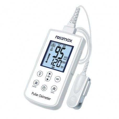 Pulsoximetru Rossmax SA210 cu senzor pentru adulti inclus