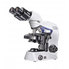 Microscop Binocular Olympus CX23 cu obiective 40X 10X 4X