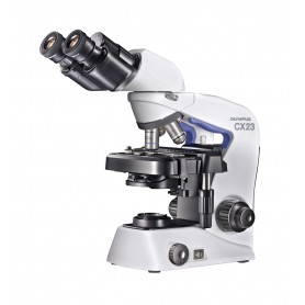 Microscop Binocular Olympus CX23 cu obiective 100X 40X 10X 4X