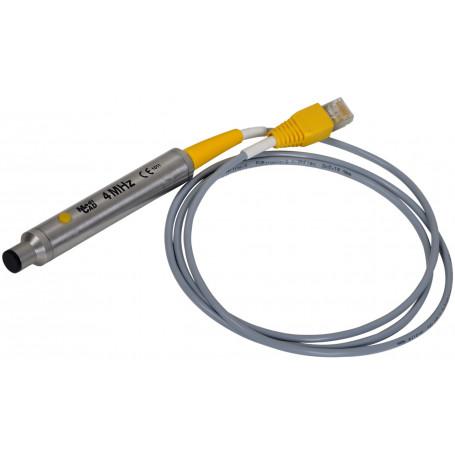 Sonda 4 MHz Doppler multiDOPPY