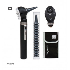 Set oto-oftalmoscop KaWe Piccolight E50 FO cu 1 diafragma