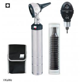 Set oto-oftalmoscop KaWe Eurolight C10 E10