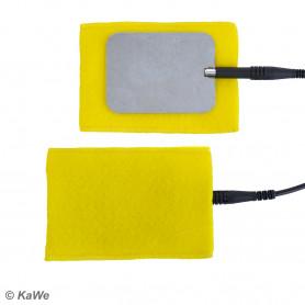 Electrozi cu burete pentru axila KaWe SWISTO3 1 buc.