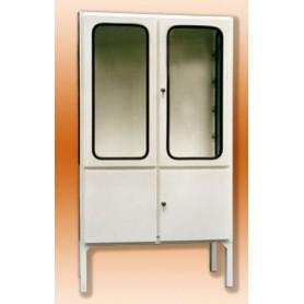 Dulap pentru instrumente din metal cu 2+2 uși