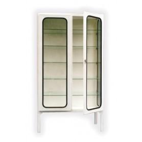 Dulap pentru instrumente din metal cu 2 uși