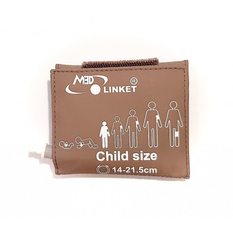 Manseta pediatrica 14 - 21.5 cm pentru monitor BT-770