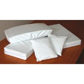 Saltea pentru pat de spital cu husă impermeabilă 190 x 80 x 10 cm